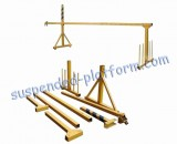 Suspension mechanism (outrigger)