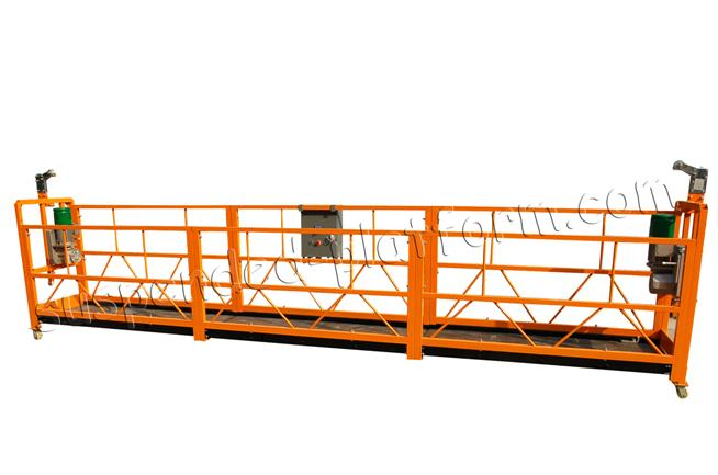 suspended scaffolding ZLP630-plastic